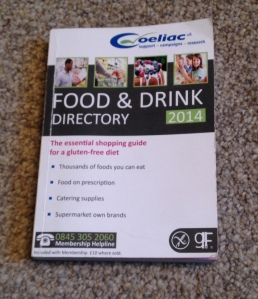 The Coeliac Bible
